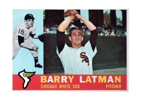 Image result for barry latman white sox