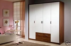 modern european bedroom closet wardrobe clothes armoire | eBay