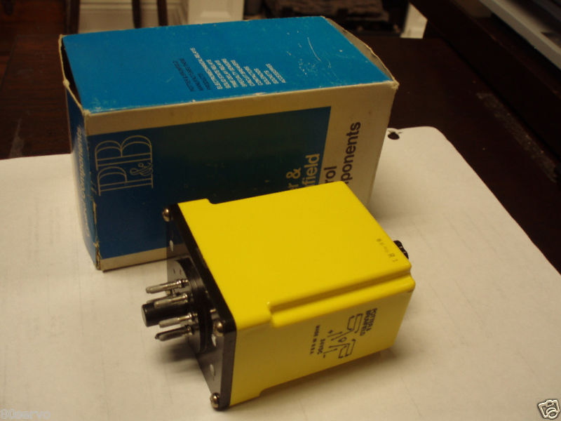 Potter Amp Brumfield Time Delay Relay Cdd 38 24v