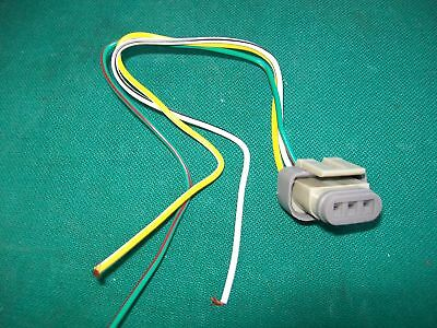 Ford Alternator Wire Harness Connector ASI 2G 3G 4G with 3G Stator Lead   eBay