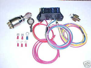 Chopper Wiring Harness: Electrical Components | eBay
