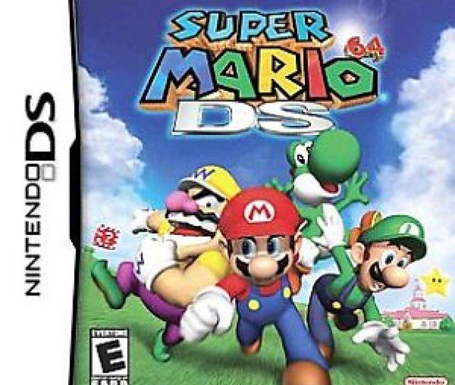 Super Mario 64 Ds Nintendo Ds 2004