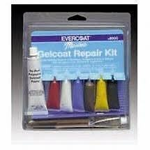Evercoat Seacare Gelcoat Repair Kit Fiberglass Boat