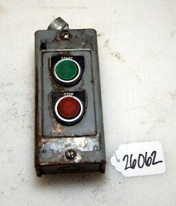 Allen Bradley StartStop Switch