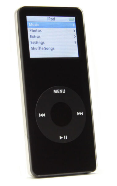 2 Nano 6th Version Apple Generation 1 Ipod