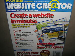 ESSENTIAL WEBSITE CREATOR Volume 7 Create in Minutes Mastering Search Engines
