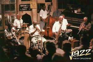 Image result for new orleans postcards jazz