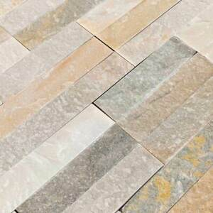 details about golden honey veneer peel and stick natural wall tile msi 1 13 8 sf 1 1 box