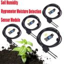 4Pcs Soil Humidity Hygrometer Moisture Detection Sensor Module for Arduino Lot