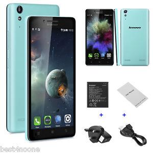 Lenovo LEMON K3 K30-W 4G Smartphone 5.0'' HD Android MSM8916 Quad Cores 1G+16G