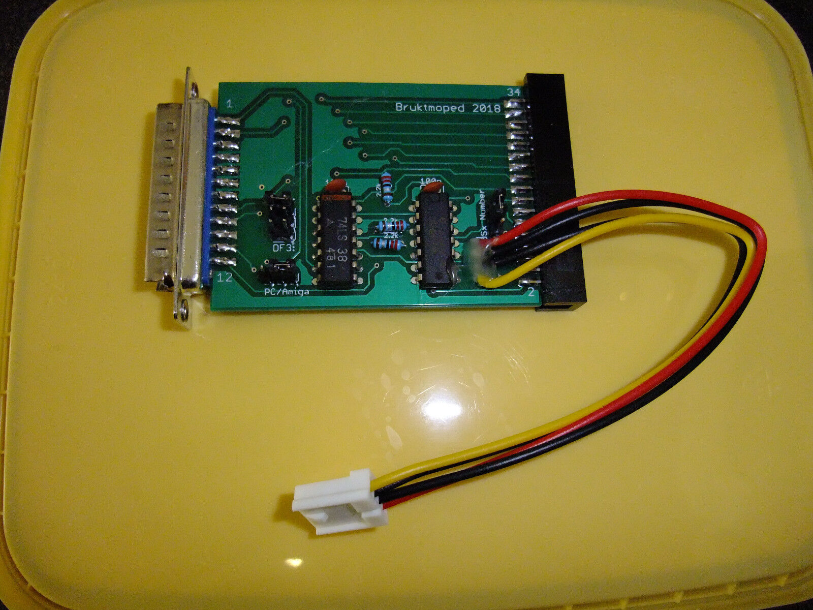 interface DF1