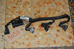 RENAULT CLIO MK3 12 16V FUEL INJECTOR WIRING LOOM