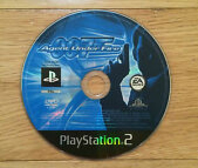 Item 1 James Bond Agent Under Fire For Ps2 Disc Only James Bond Agent Under Fire For Ps2 Disc Only
