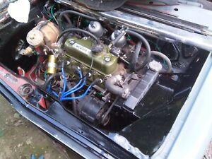 Classic 1970 mini project