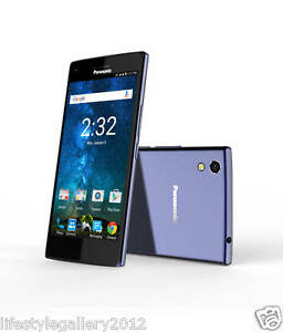 New Launch Panasonic Eluga Turbo Unlocked Dual Sim 5inch 1.5Ghz 13MP 32GB 4G