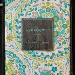 Cynthia Rowley Boho Elephant Shower Curtain Purple Teal Green Yellow For Sale Online Ebay