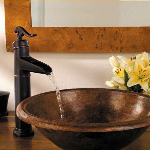14 bathroom vessel faucet oil rubbed bronze lavatory one hole handle mixer taps for sale online ebay