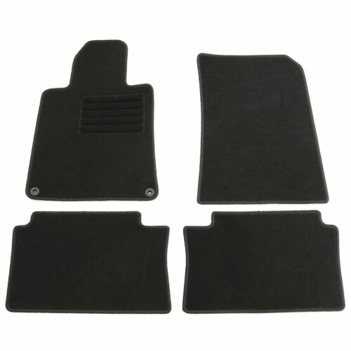 accessoires pour automobile tapis sol peugeot 508 508w rxh apres 11 2010 noir sur mesure moquette pieces et accessoires pour automobile et motocyclette getriebe nrw