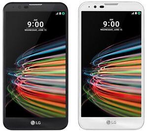 "LG X Fast / Mach (LG X5) K600Y Dual Sim 32GB (FACTORY UNLOCKED) 5.5"" Titan White"