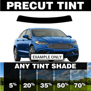 Precut Window Tint For Honda Accord Coupe 03 07 Sunstrip Any Shade Ebay