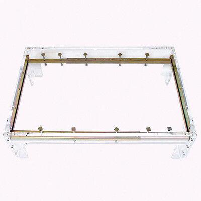 side to side mount for larger sinks undermount sink bracket kit ebay