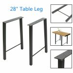 28 Diy Industry Trapezoid Dinner Coffee Table Leg Metal Steel Desk Legs New For Sale Online