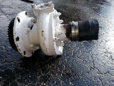 Caterpillar D343 1693 Parts Water Pumps Ebay