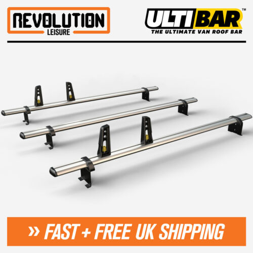 commercial van pickup parts iveco daily roof rack ladder bars 3 x van guard ulti bar h2 h3 roof 2000 2018 guidohof