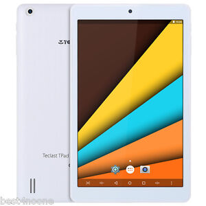 Teclast P80h Tablet PC MTK8163 Quad Core 8 Android 5.1 8GB Dual WiFi Cameras OTG