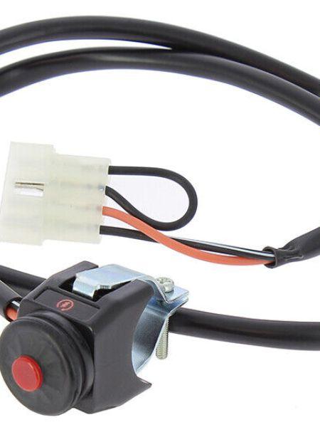 bottone pulsante accensione e / o spegnimento Ktm Exc Husqvarna TE R4603 massa