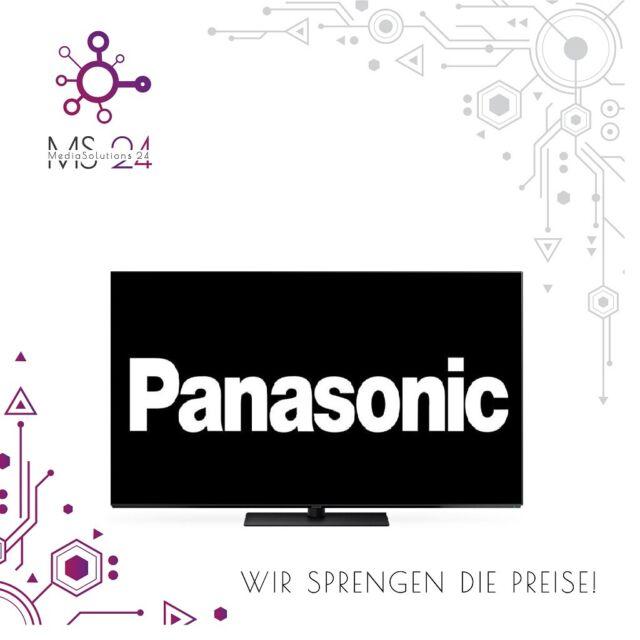 Panasonic Tx 55fzw804 55 Uhd Oled Tv Fernseher Schwarz Gunstig Kaufen Ebay