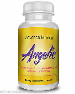 best hair vitamins for growing hair faster angelic fast grow beauty supplement ebay