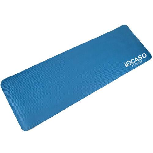 fitness athletisme yoga tapis de yoga pour pilates gym exercice avec sangle de transport 10 mm epais grand confort nbr malecon