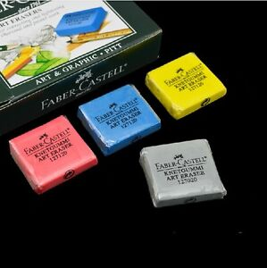 Faber-Castell Kneaded Rubber Art Eraser Pencil Pastel
