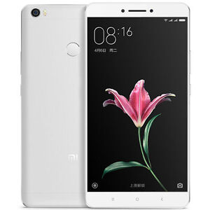 XIAOMI MI MAX MIUI 8 Snapdragon 650 Hexa Core 6.44 Inch Screen Touch ID 2GB 16GB