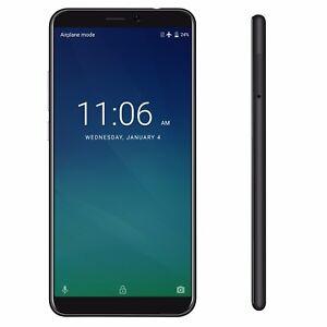"KEECOO P11 Unlocked Smartphone, 5.7"" Display 4G LTE WCDMA GSM Dual SIM,16GB/8MP"