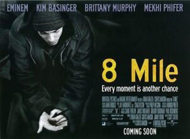 Image result for 8 mile poster