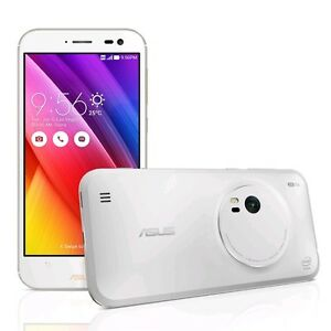Asus Zenfone Zoom ZX551ML White (Factory Unlocked) 64GB , 4GB RAM , 5.5 inch