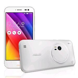 Asus Zenfone Zoom ZX551ML White (Factory Unlocked) 64GB , 4GB RAM , 5.5 inch