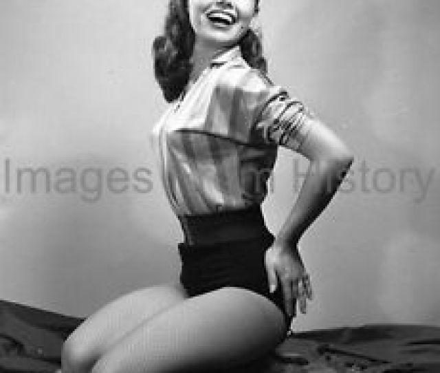 Image Is Loading 8x10 Print Sexy Model Pin Up 1956 Nudes