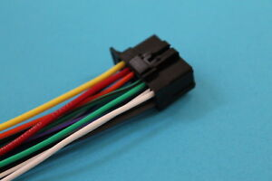 Wire Harness For Pioneer Fh X730bs Fh S701bs Fh S501bt