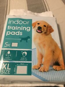 details sur 5 tapis aleses xl educateur pour apprentissage proprete dressage chien chiot