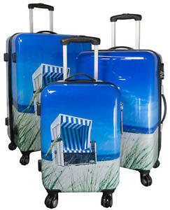 I I Kotaru Polycarbonatkoffer Motiv Lowe Reisekoffer Trolley Handgepack Koffer Grosse S Kofferladen Com