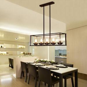 Modern Ceiling Lights Glass Pendant Light Kitchen Chandelier Lighting Home Lamp 8011717983328 Ebay