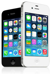 Apple iPhone 4S Smartphone (GSM Unlocked), 16GB 32GB, Black White