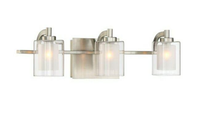 quoizel klt8603bnled three light bath fixture