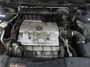 1996  99 Cadillac 46 Northstar V8 engine NO CORE WILL