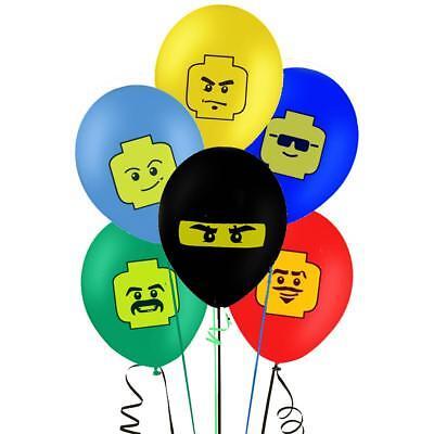 celebrations occasions 5 x 12 lego