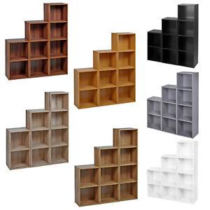 nouvelle bibliotheque bois etageres de