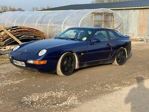 Porsche 968 Sport - Recaro Leather Bucket seats - Previous owner 11 years